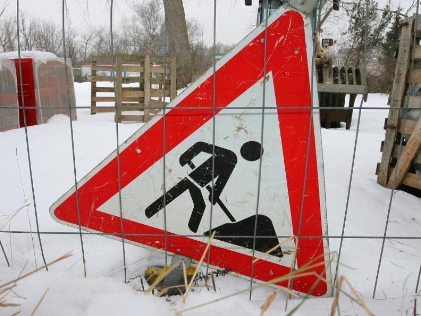 Bauen im Winter birgt Probleme und finanzielle Risiken