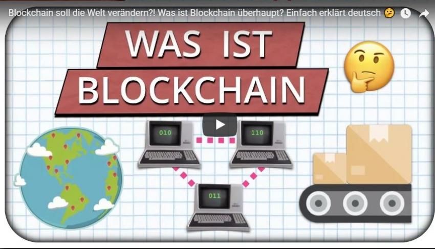 Was ist die Blockchain?